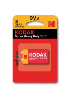 Super Heavy Duty ZINC 9V Battery
