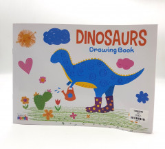 Dinosaurs Drawing Book