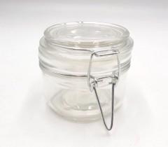 SODA GLASS STORAGE JAR