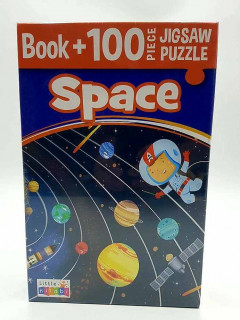 Story And Puzzle Book