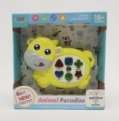 Animal paradise - securuty intelligent learning