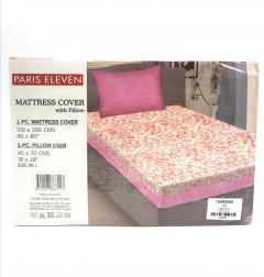 Mattress Cover With Pillow