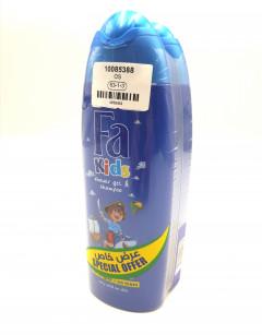 2 Pcs Set Kids Shower Gel And Shampoo Wild Ocean Scent