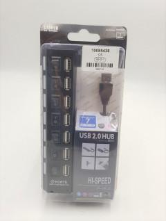 Regua Usb 2.0 Hub 7 Port Hi-Speed 500GB