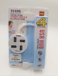 TEXOS Usb Hub Support 1TB HDD , 4 Port Usb 2.0
