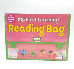 My First Learning 10 Exciting Reading Bag