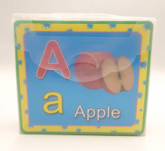 Alphabet Learning Cards