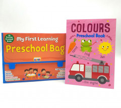 My First Learning 10 Exciting Preschool Book