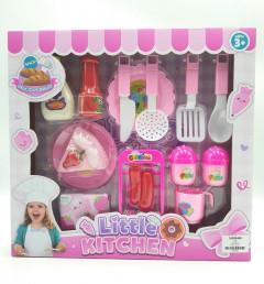 Little Kitchen Playset Toy