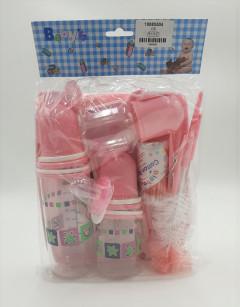 BIGBOSS ambino Baby Feeding Bottles Set Angel Cutting Buds