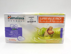 Himalaya Baby Soap Gentle Olive and Almond Oil 6x125g
