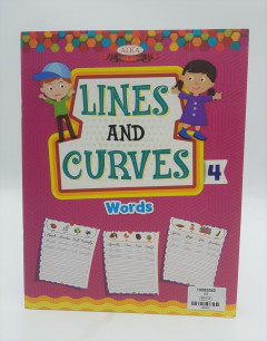 ALKA Lines And Curves (Pattern Writing) Part 1