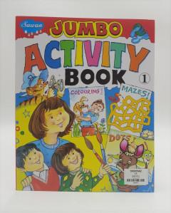 JUMBO Activity Book-1