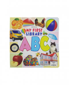 DREAMLAND My First Library Books ABC