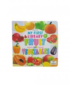DREAMLAND My First Library Books Fruits and Vegetables