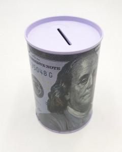 Dollar Metal Piggy Bank