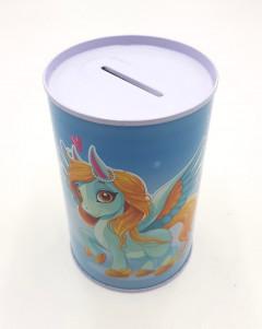 Unicorn Metal Piggy Bank
