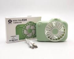 Mini Fan Camera Shaped Fan - E14