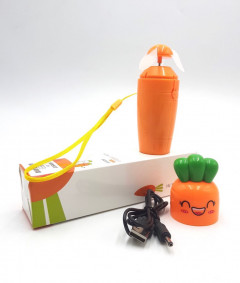 Carrot Handheld Mini Fan