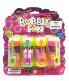 4 Pcs Bubble Fun Set