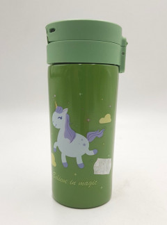 Double Walled Stainless steel Unicorn Water Bottles