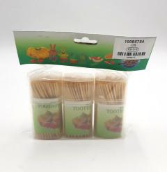 3 Pcs Pack Toothpick