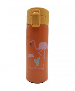 Flamingo thermo mug Flamingo double wall stainless steel