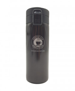 Thermos Vacuum Mug Double Layer Travel Outdoor School Coffee Flask Keep Heat/cold