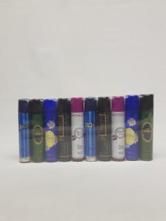 Pack of 10 Multi Fragrances Deodorants Body Spray