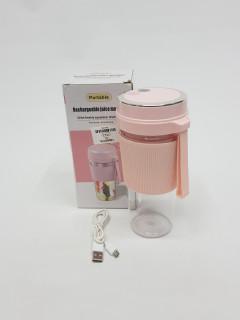 Portable Juicer Bottle Mixer Blender Cup Rechargeable Fruit Vegetable Juice Maker USB Charging