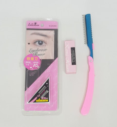 Eyebrow Liner Foldable Shaving Razor