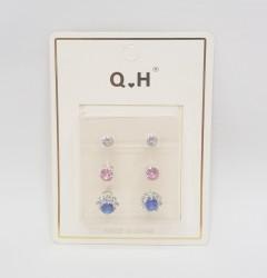 6 Pcs Earrings