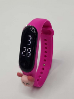 Girl's Watch (Pink) Os