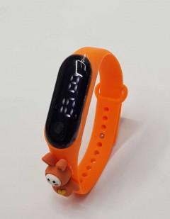 Girl's Watch (Orange) Os