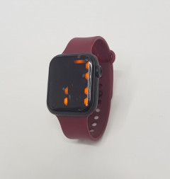 Digital Watch Touch Screen Led