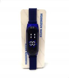Digital Watch Touch Screen Led Women Magnet Wrist