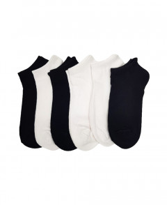 Ladies Socks 6 Pcs Pack