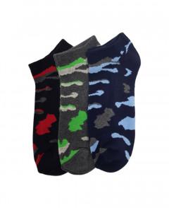 3 Packs Ladies Socks