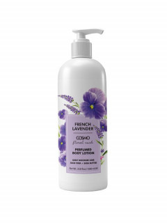 FRENCH LAVENDER PERFUMED BODY LOTION