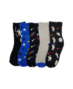 Boys Socks 5 Pcs Pack