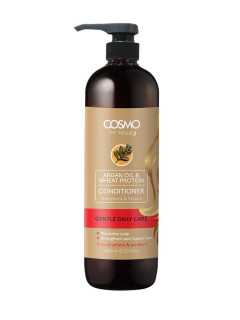 Hair Naturals - Argan Oil & Wheat Protein Conditioner Gentle Daily Care