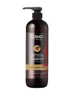 Gentle daily care - Argan Oil & Wheat Protein Shampoo