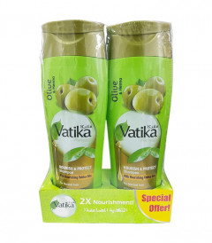 Olive & Henna Nourishing And Protect Shampoo 400ml x 2