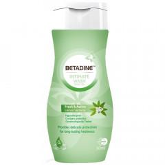 Intimate Wash Fresh & Active Lemon Verbena