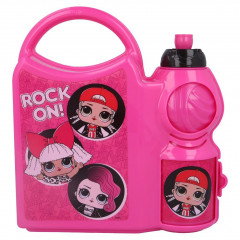 L.O.L Surprise Lunch Box and Water Bottle Set