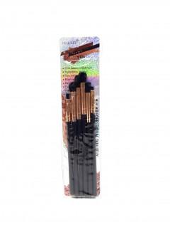 6 Pcs Cosmetics Brush