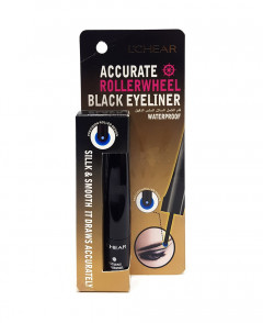 Accurate Roller Wheel Black Eyeliner