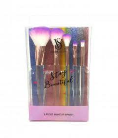 5 piece Makeup Brush