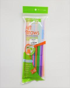 50 Pcs Art Straws