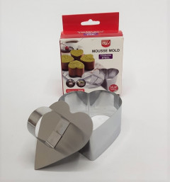 Stainless Steel Mousse Mold , Salad Mold